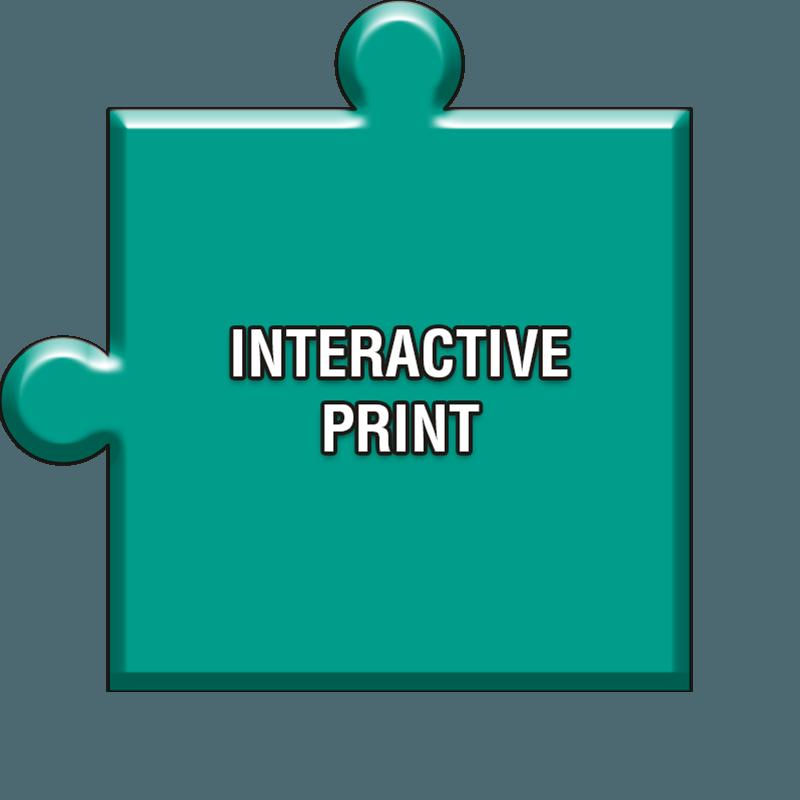 Interactive print